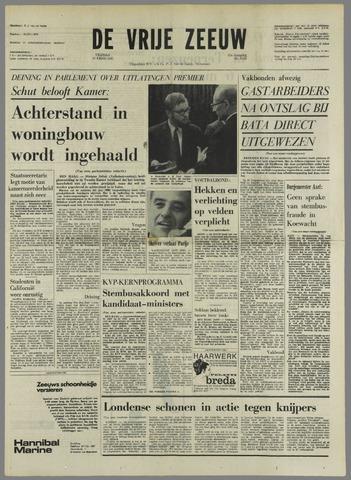 de Vrije Zeeuw 1970-02-27