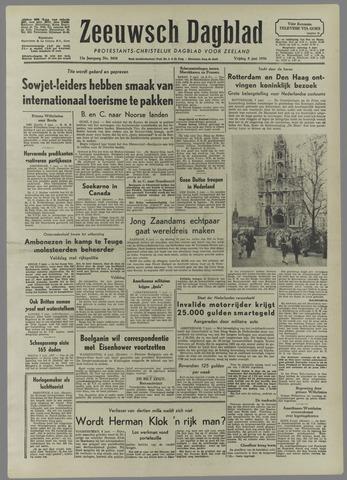 Zeeuwsch Dagblad 1956-06-08