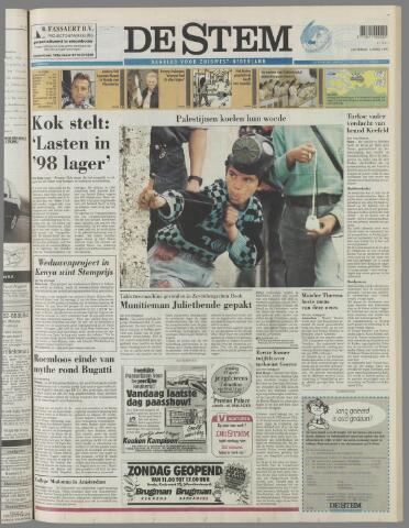 de Stem 1997-04-05
