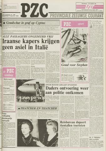 Provinciale Zeeuwse Courant 1984-08-09