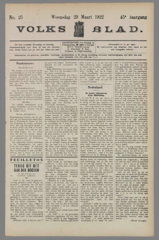 Volksblad 1922-03-29