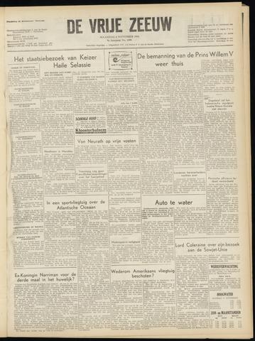 de Vrije Zeeuw 1954-11-08