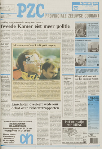 Provinciale Zeeuwse Courant 1996-03-13