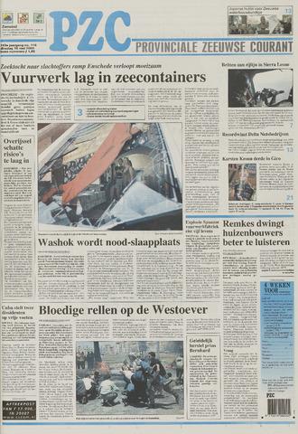 Provinciale Zeeuwse Courant 2000-05-16