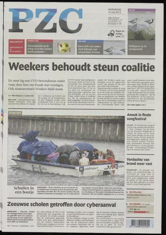 Provinciale Zeeuwse Courant 2013-05-15