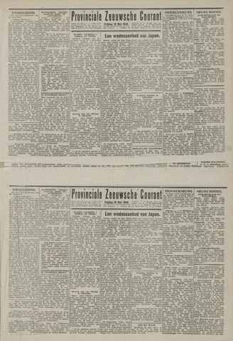 Provinciale Zeeuwse Courant 1945-05-18