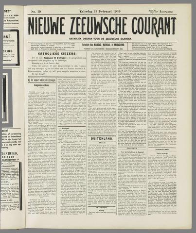 Nieuwe Zeeuwsche Courant 1909-02-13
