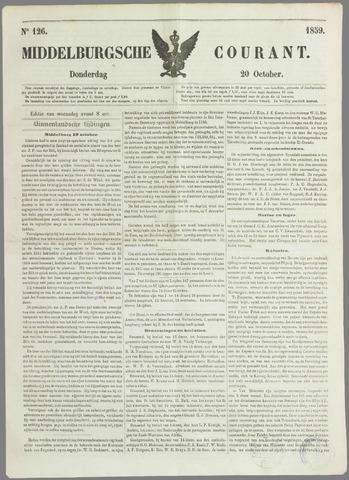 Middelburgsche Courant 1859-10-20