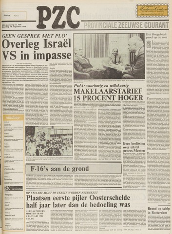 Provinciale Zeeuwse Courant 1979-08-18