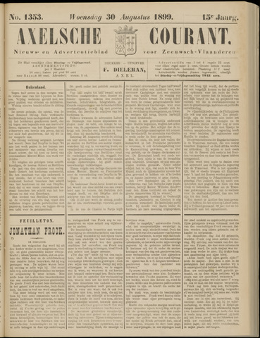 Axelsche Courant 1899-08-30