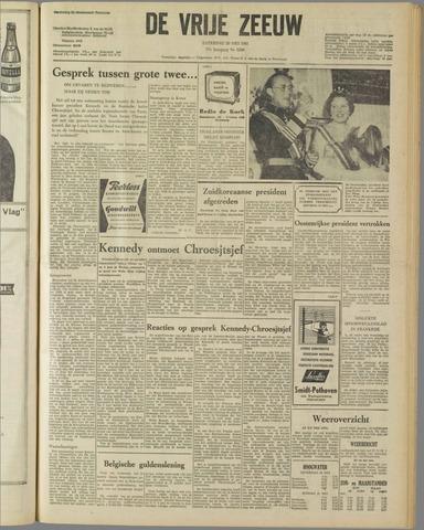 de Vrije Zeeuw 1961-05-20