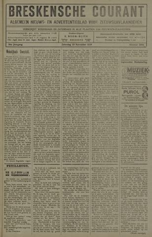 Breskensche Courant 1924-11-29