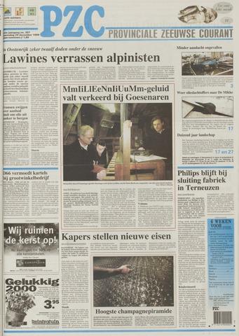 Provinciale Zeeuwse Courant 1999-12-29