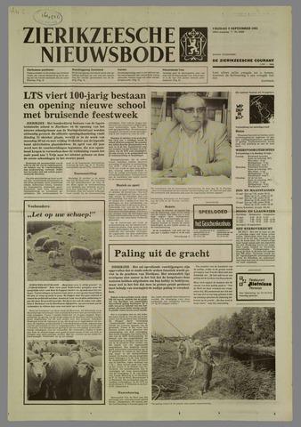 Zierikzeesche Nieuwsbode 1983-09-09
