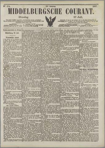 Middelburgsche Courant 1897-07-27