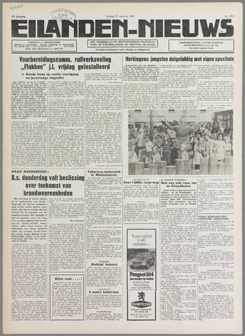 Eilanden-nieuws. Christelijk streekblad op gereformeerde grondslag 1976-08-17