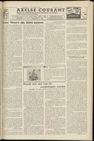 Axelsche Courant 1956-09-12