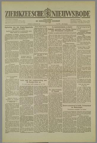 Zierikzeesche Nieuwsbode 1952-02-12