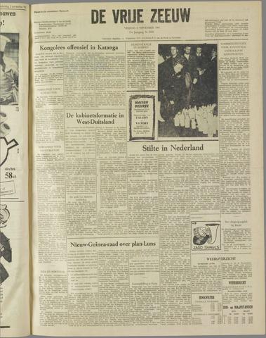 de Vrije Zeeuw 1961-11-03