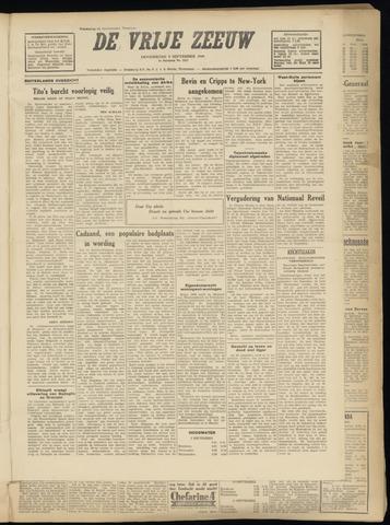 de Vrije Zeeuw 1949-09-08