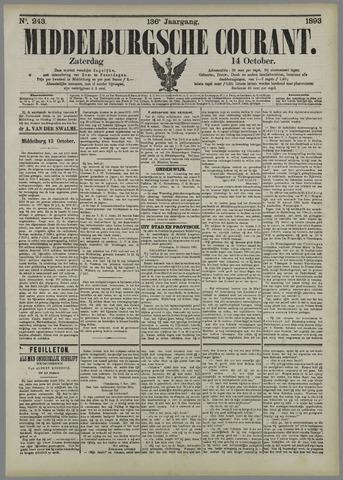 Middelburgsche Courant 1893-10-14