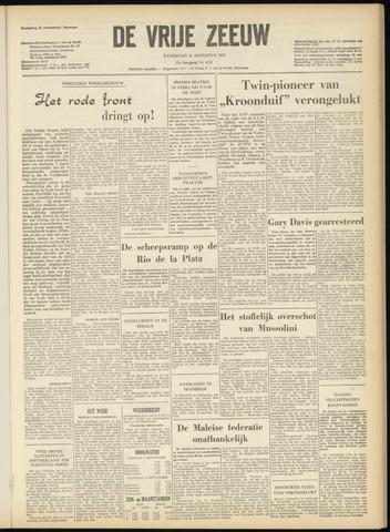 de Vrije Zeeuw 1957-08-31