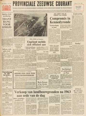 Provinciale Zeeuwse Courant 1967-05-12