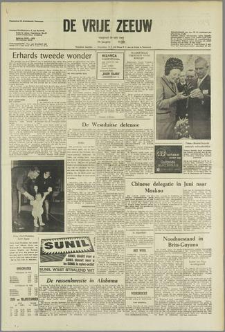 de Vrije Zeeuw 1963-05-10