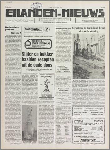 Eilanden-nieuws. Christelijk streekblad op gereformeerde grondslag 1978-09-29