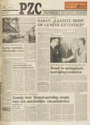 Provinciale Zeeuwse Courant 1975-05-09