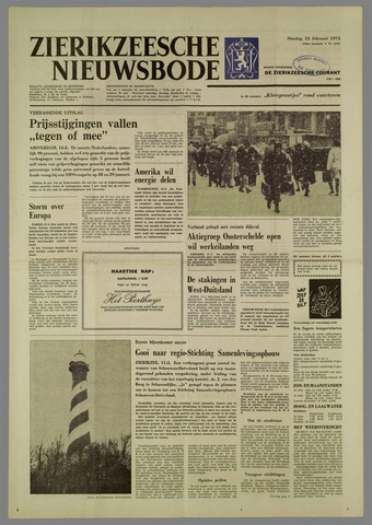 Zierikzeesche Nieuwsbode 1974-02-12