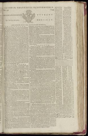 Middelburgsche Courant 1795-07-07
