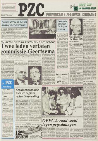Provinciale Zeeuwse Courant 1985-07-06