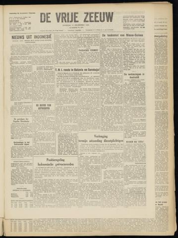 de Vrije Zeeuw 1949-12-13