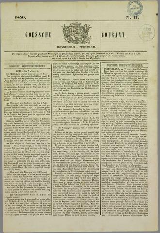 Goessche Courant 1850-02-07