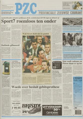 Provinciale Zeeuwse Courant 1996-12-07