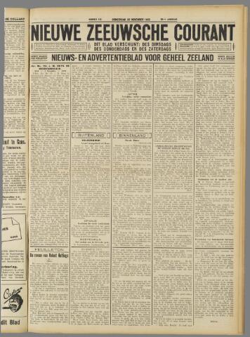 Nieuwe Zeeuwsche Courant 1933-11-30