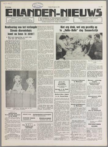 Eilanden-nieuws. Christelijk streekblad op gereformeerde grondslag 1980-08-29