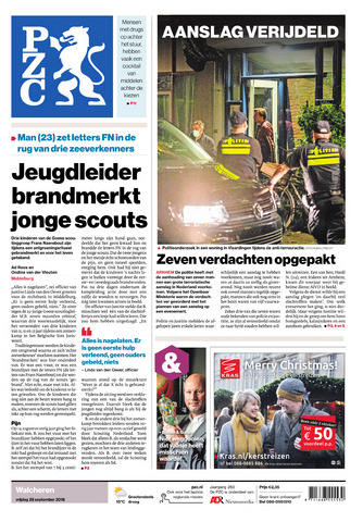Provinciale Zeeuwse Courant 2018-09-28