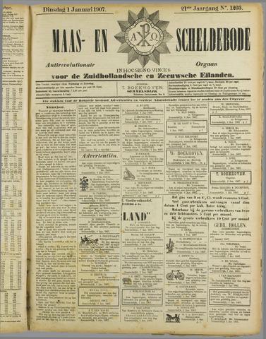 Maas- en Scheldebode 1907