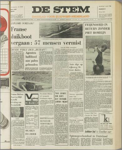de Stem 1970-03-05