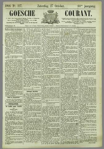 Goessche Courant 1906-10-27