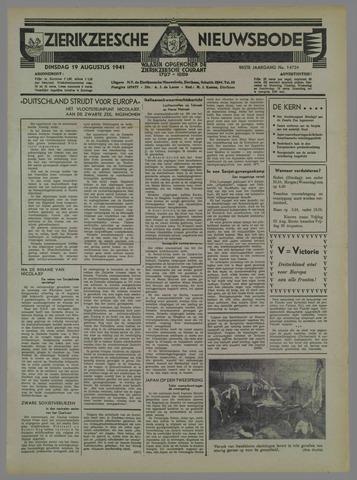 Zierikzeesche Nieuwsbode 1941-08-20