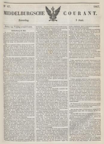 Middelburgsche Courant 1867-06-01
