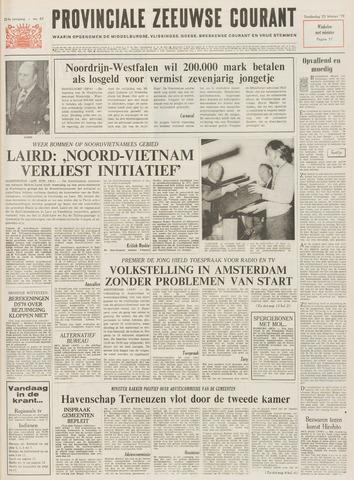 Provinciale Zeeuwse Courant 1971-02-25