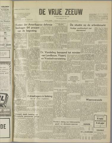de Vrije Zeeuw 1958-01-14
