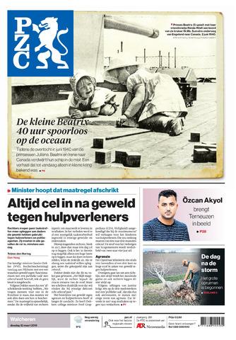 Provinciale Zeeuwse Courant 2019-03-12