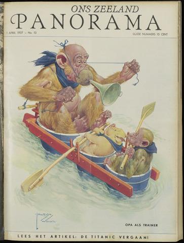 Ons Zeeland / Zeeuwsche editie 1937-04-01