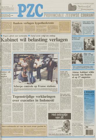 Provinciale Zeeuwse Courant 1995-08-23