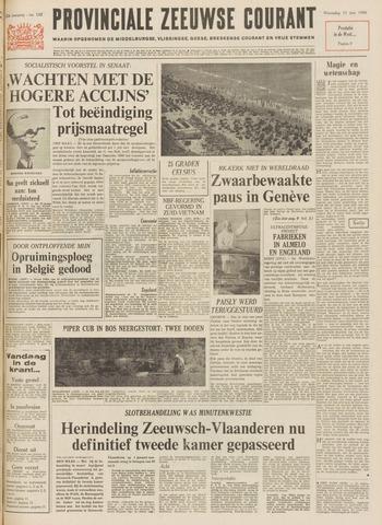 Provinciale Zeeuwse Courant 1969-06-11